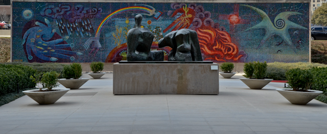 Henry Moore and Genesis of Life
