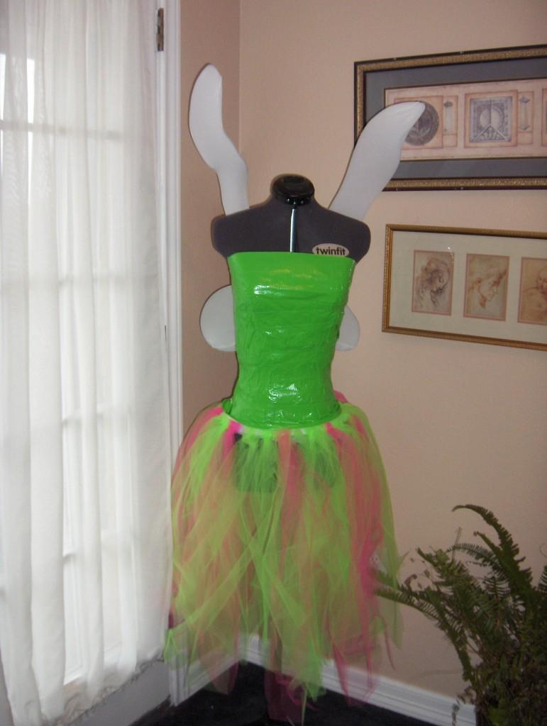 Lee Ann Torrans Tinkerbelle Costume