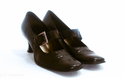 How to Make Pointy Toe Witch Shoes